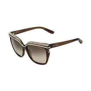Okulary przeciwsłoneczne Jimmy Choo Sophia Havana/Brown