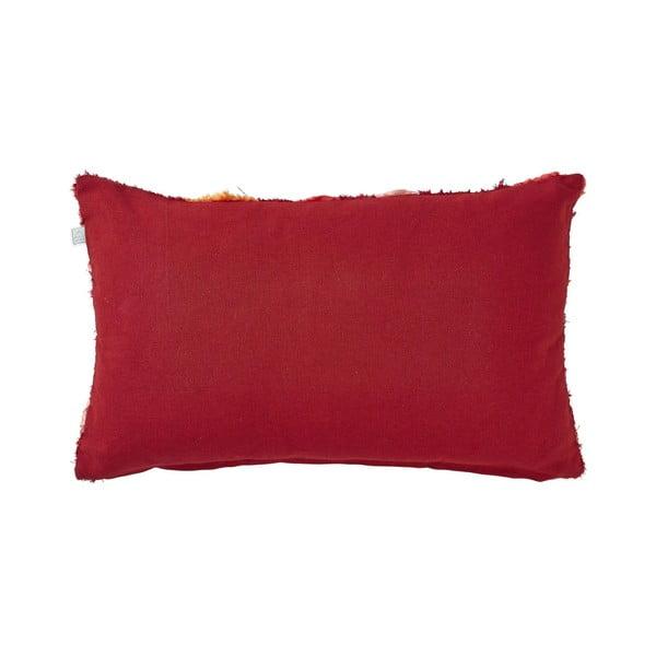 Poduszka Wera 30x50 cm, czerwona