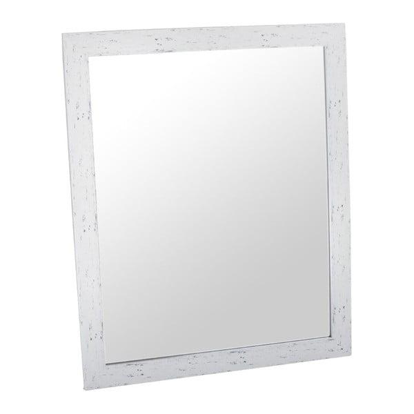 Lustro Romantic White, 46x56 cm