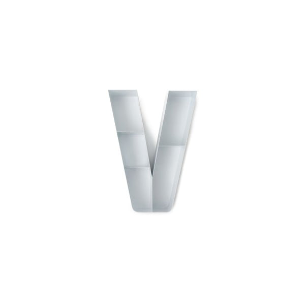 Półka w kształcie litery V Tomasucci