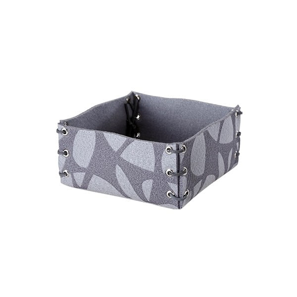 Filcowe pudełko, 25x10 cm, szare