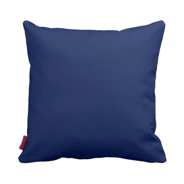 Niebiesko-biała   poduszka Home Navy, 43x43cm