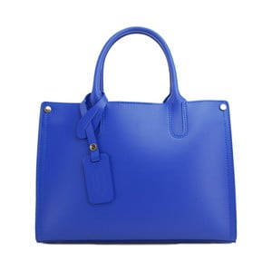 Skórzana torebka Entana Bluette