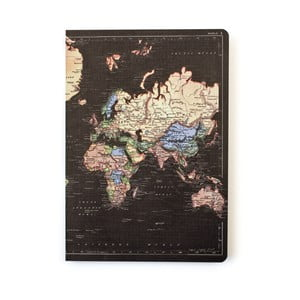 Notes Gift Republic Notebook, rozm. A5