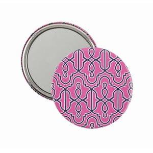 Lusterko kieszonkowe Pink Hydrangea