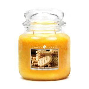 Świeczka   zapachowa Goose Creek Ciasto z masłem,   150 godz. palenia