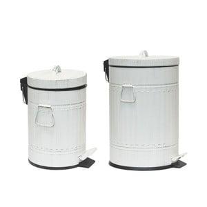Zestaw 2 koszy Bianco