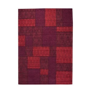 Dywan Patchwork 9 Red, 170x240 cm