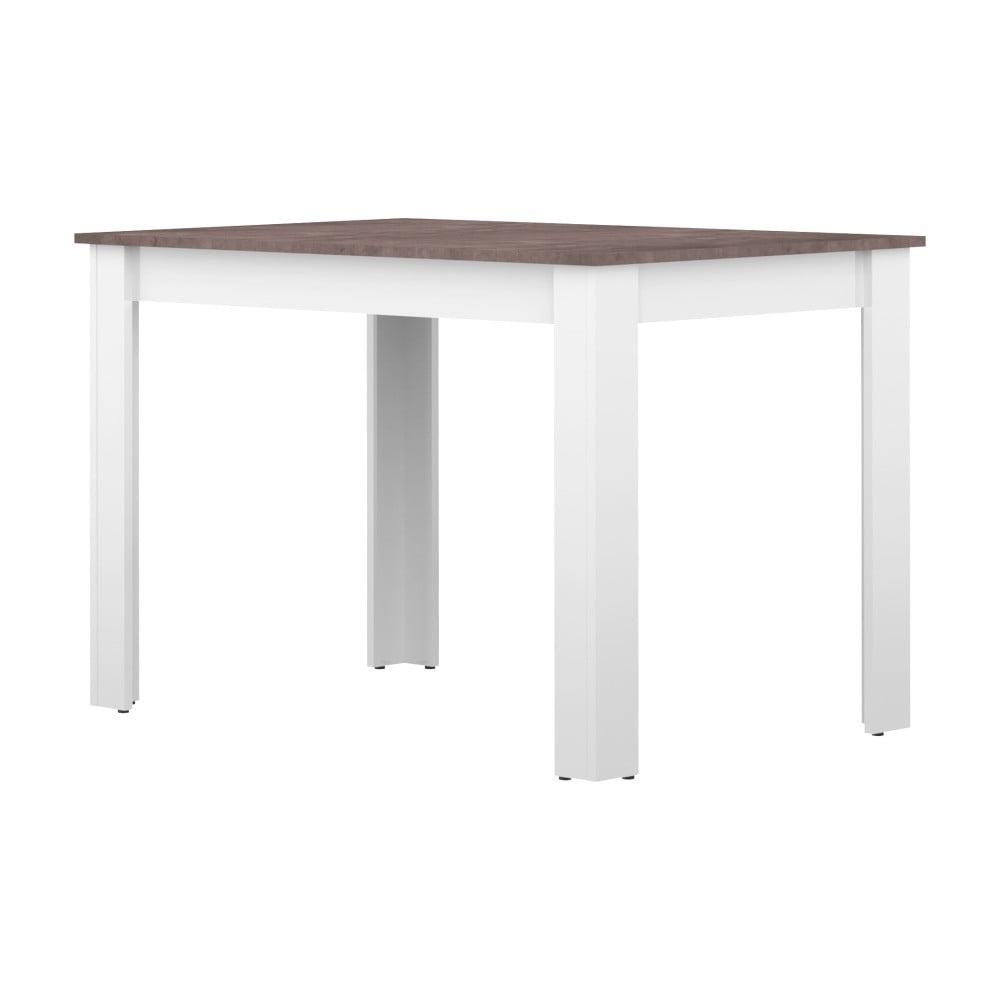 Biało-szary stół TemaHome Nice