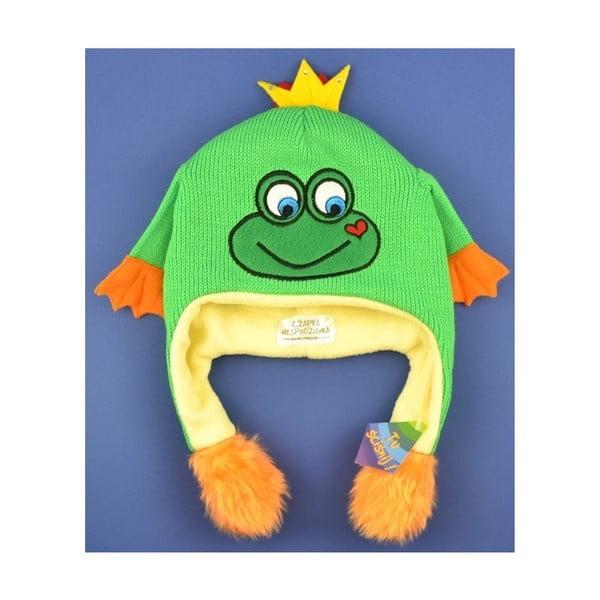 Czapka dziecięca Frog