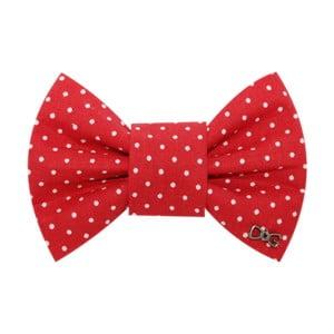 Mucha dla psa Funky Dog Bow Ties, roz. S, czerwona w kropki