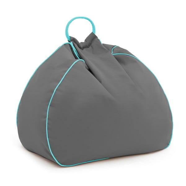 Worek do siedzenia Vivonia Outdoor Dark Grey/Light Blue