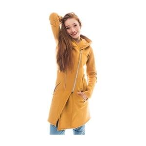 Żółty kardigan Lull Loungewear Release, rozm.L
