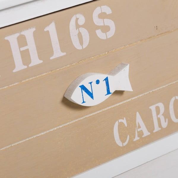 Komoda z szufladami Dock, 35x78 cm
