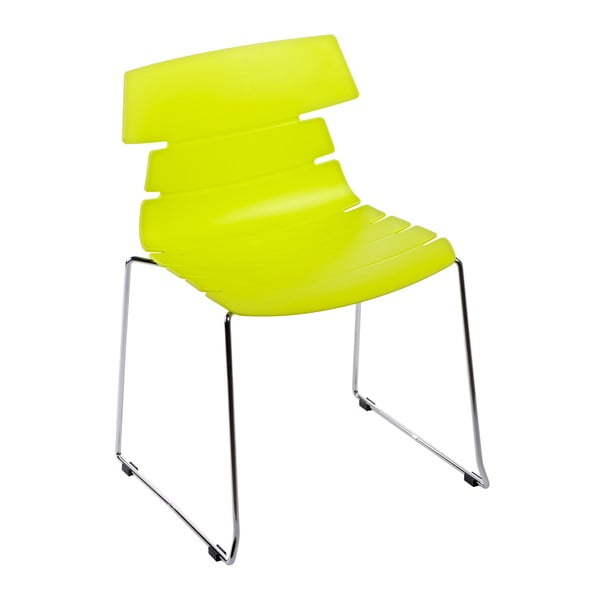 Zestaw zielonych 2 krzeseł D2 Techno