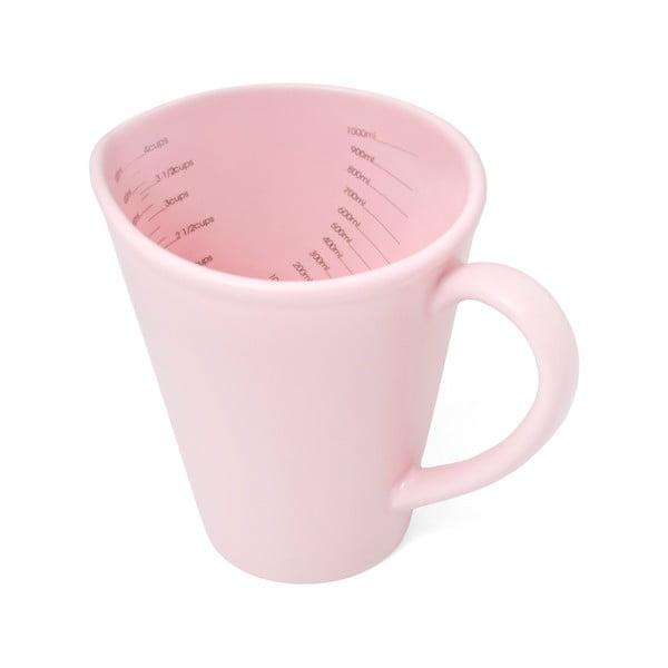 Miarka Nigelli Lawson Pink, 1 litr