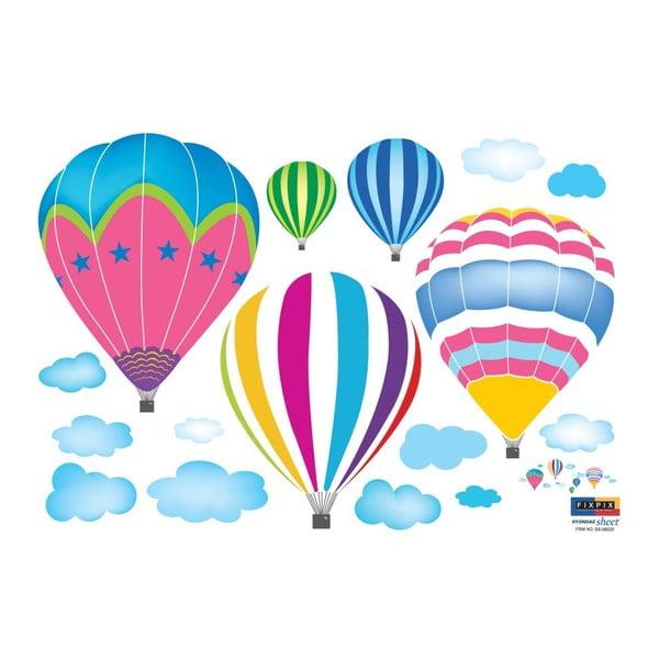 Zestaw naklejek Ambiance Ballons For Kids