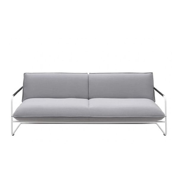 Jasnoszara sofa Softline Nova