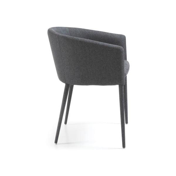 Krzesło Harmon, ciemnoszare