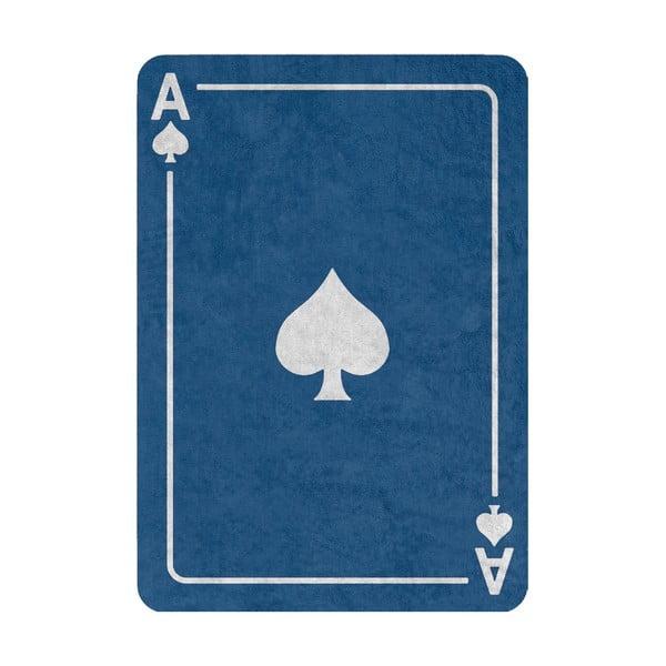Dywan Piky 160x120 cm, niebieski