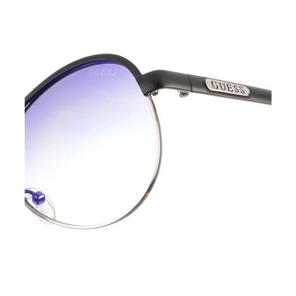 Damskie okulary przeciwsłoneczne Guess 364 Black Silver