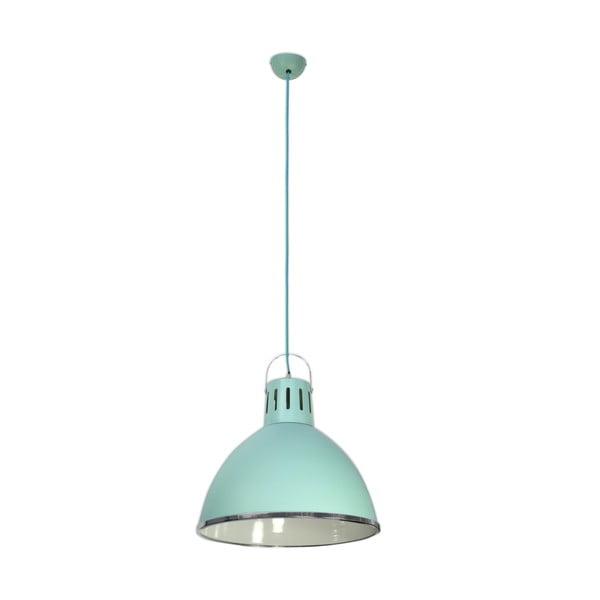 Lampa sufitowa Garrel, niebieska