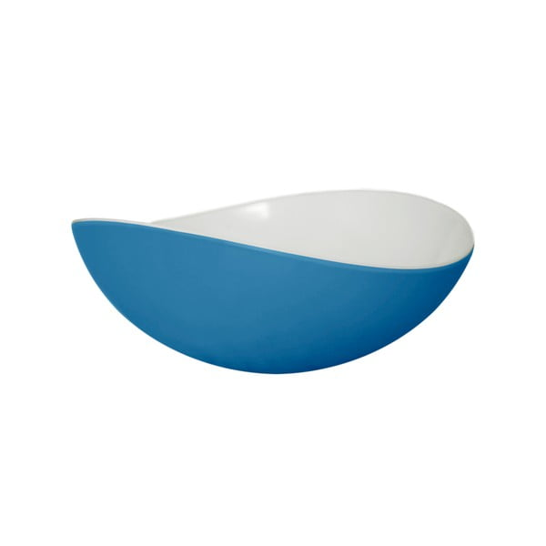 Niebieska miska Entity, 16,5 cm