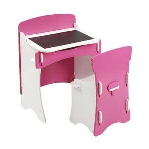 Biurko i krzesło dziecięce Blush
