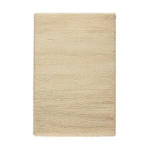 Dywan wełniany Pradera Crema, 67x200 cm