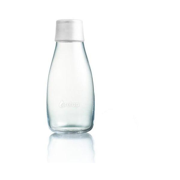 Mleczna butelka ze szkła ReTap z dożywotnią gwarancją, 300 ml