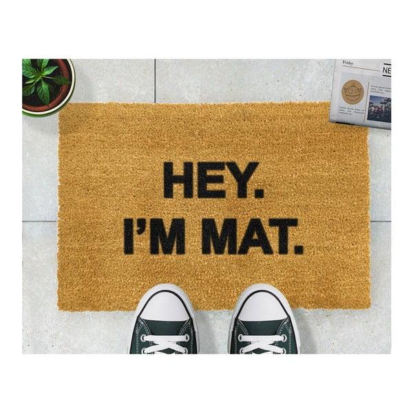 Wycieraczka Artsy Doormats I'm Mat, 40x60 cm