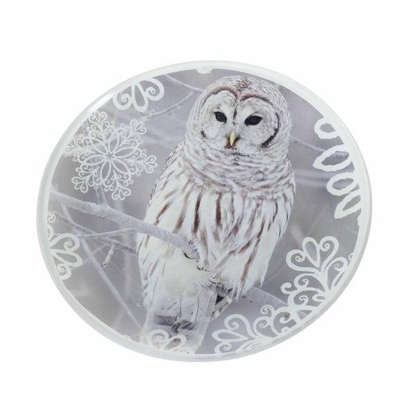 Talerz Owl