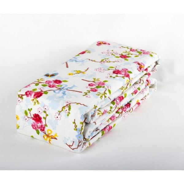 Różowa narzuta na łóżko Love Colors Emma, 200 x 240 cm