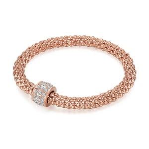 Damska bransoletka w kolorze różowego złota Runaway Penelopa