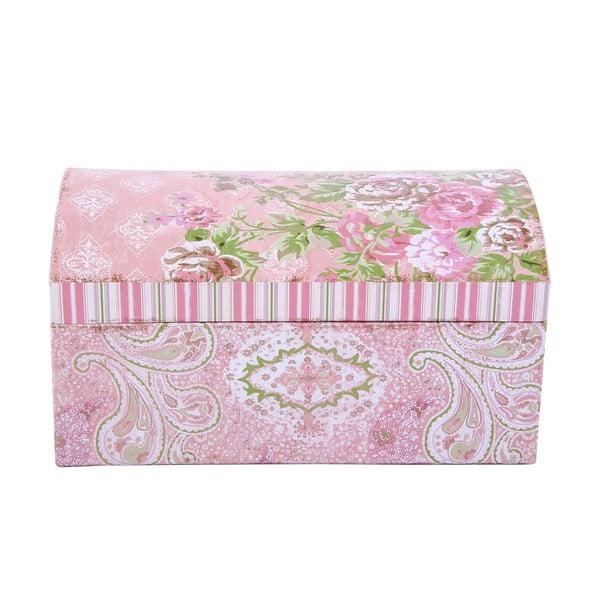 Szkatułka na biżuterię Pink Garden