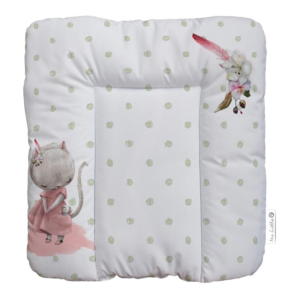 Poduszka na krzesło Mr. Little Fox Mouse, 75x70 cm