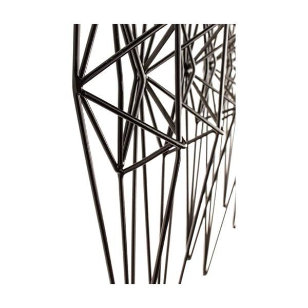 Ścienna lub wisząca dekoracja Adamant, 70x62 cm