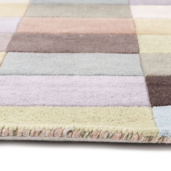 Wełniany dywan Romina Pastel, 170x240 cm