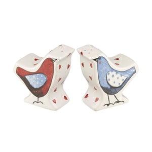 Solniczka i pieprzniczka Lovebirds