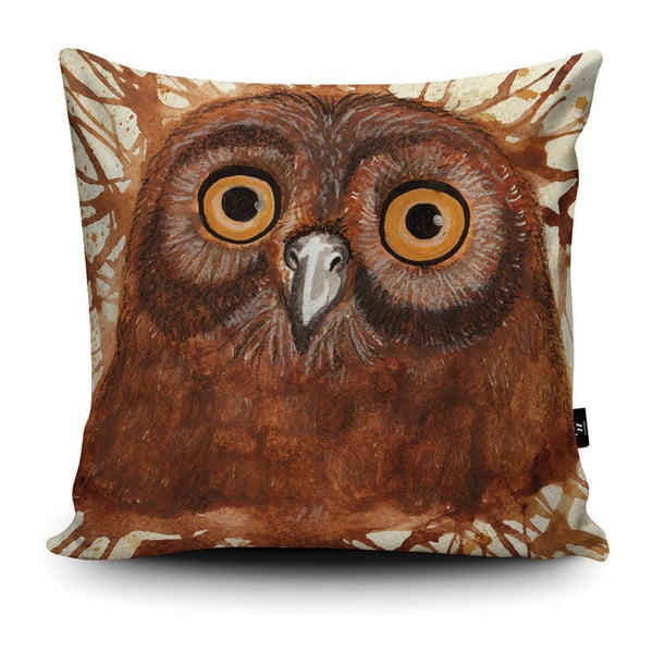 Poduszka Wraptious Splatter Owl