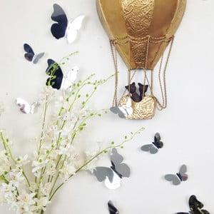 Naklejka Motylki 3D, lustrzane