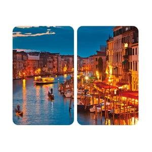 Szklana płyta ochronna Venice, 2 sztuki