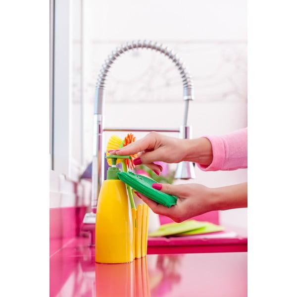 Zestaw do mycia naczyń z dozownikiem Vigar Garden
