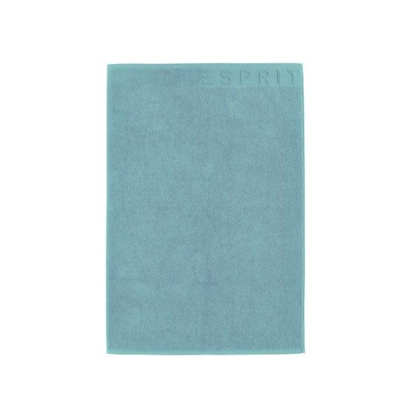 Dywanik łazienkowy Esprit Solid 60x90 cm, niebieski
