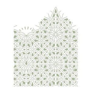 Ścierka kuchenna Lace Green