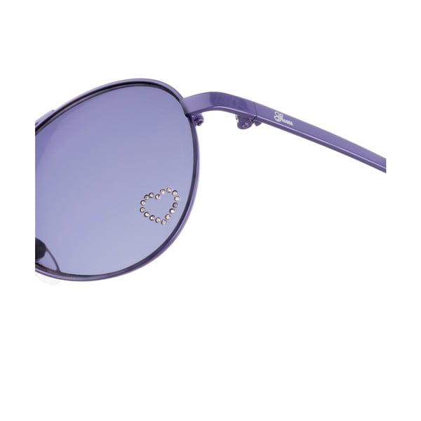 Dziecięce okulary przeciwsłoneczne Guess 117 Purple