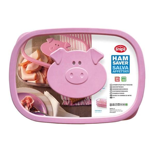 Pojemnik na wędlinę Snips Pig, 1,5l