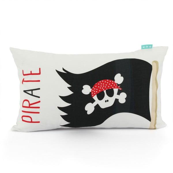 Dwustronna poszewka na poduszkę Baleno Pirate, 50 x 30 cm
