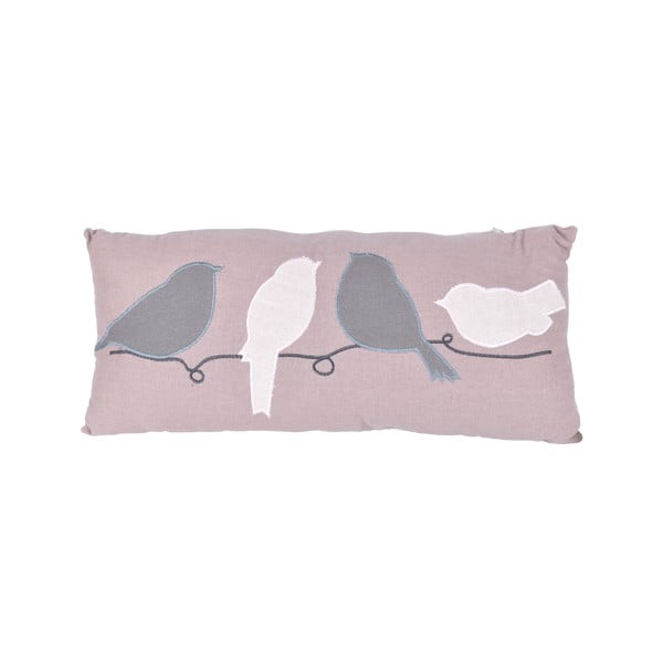 Poduszka Ptaki, 40x20 cm