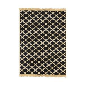 Granatowy dywan Ya Rugs Tan, 72x150 cm